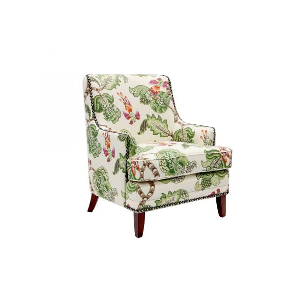 Moran Carter Accent Chair Angle