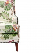 Moran Carter Accent Chair Close Up