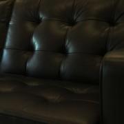 Moran Elwood Sofa Leather Close up