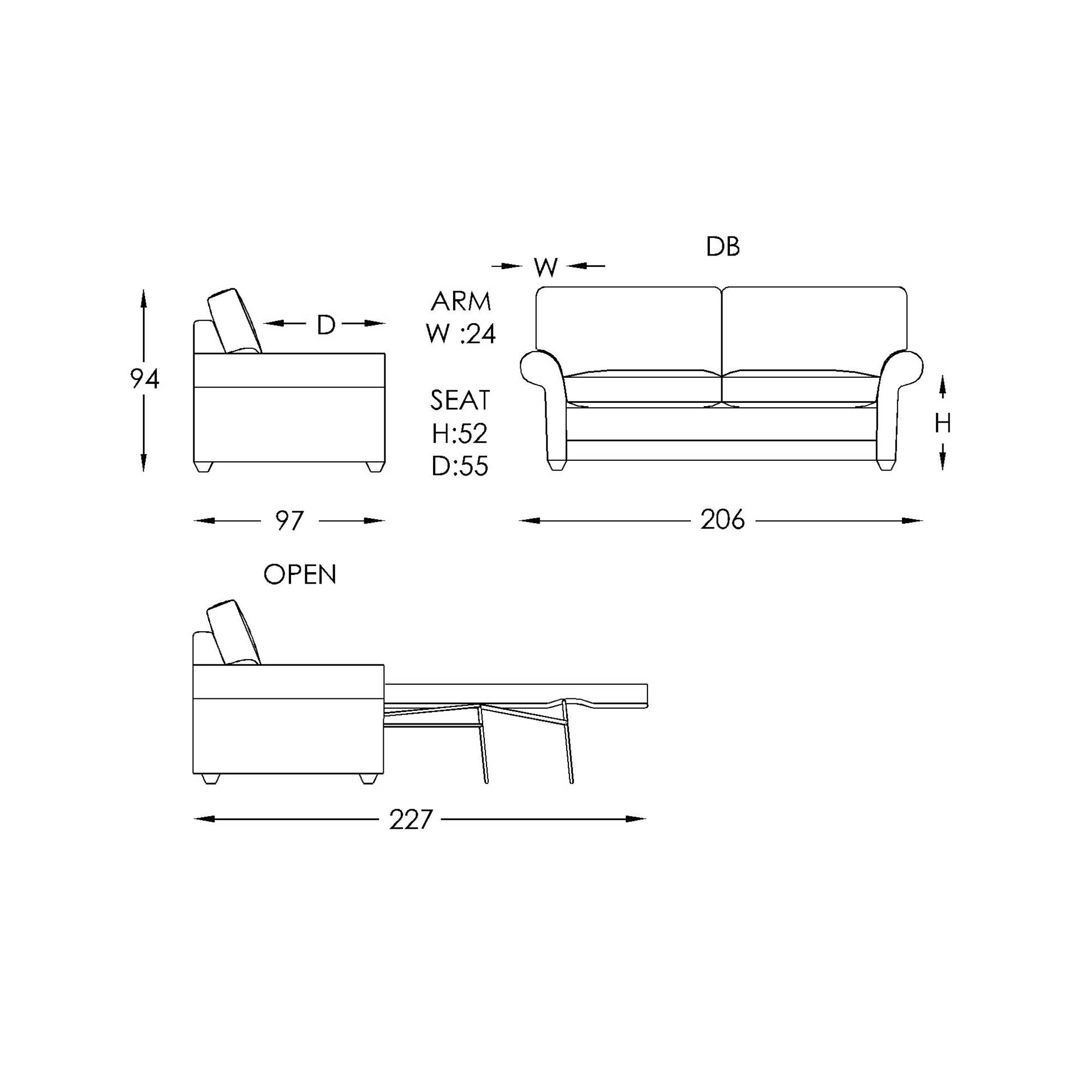 Baxter Sofa Moran Furniture