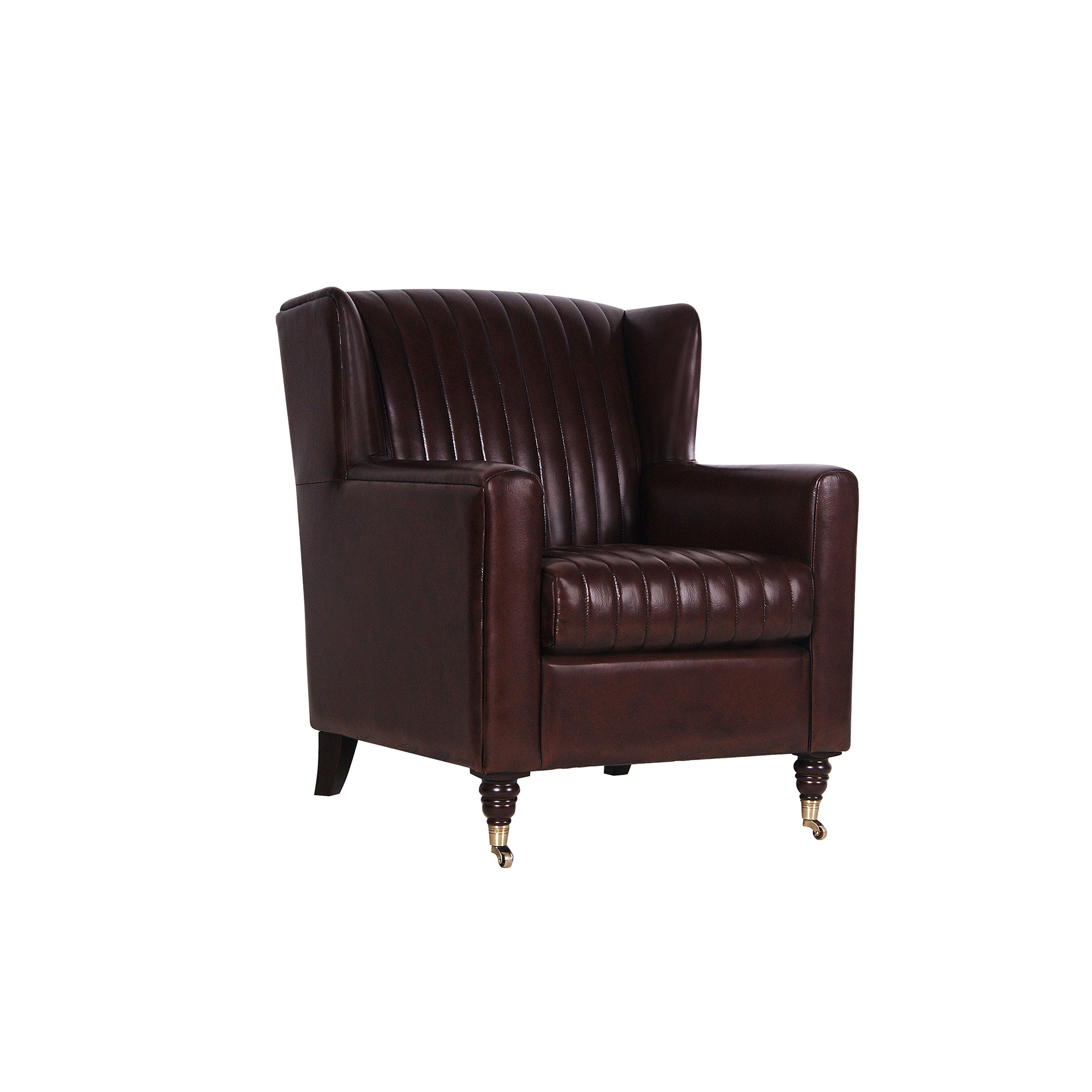 Classic Collection Bugatti Accent Chair Angle