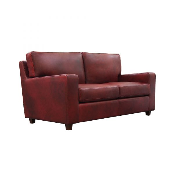 Moran Club Sofa 3 seater Angle View